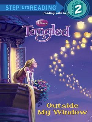 cover image of Outside My Window (Disney Tangled)