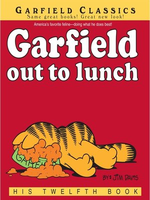cover image of Garfield Out to Lunch