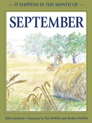 cover image of It Happens in the Month of September