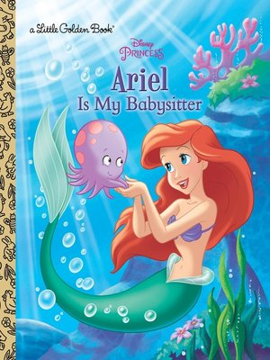 cover image of Ariel Is My Babysitter