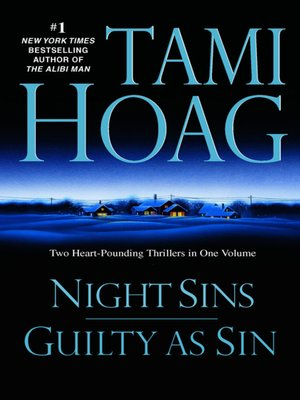 cover image of Night Sins/Guilty as Sin