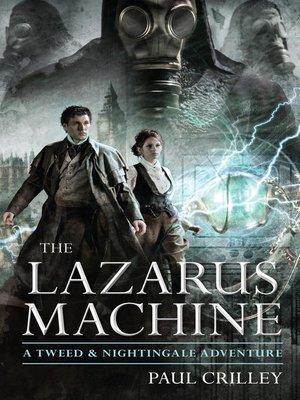 cover image of The Lazarus Machine