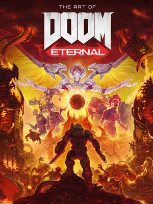 cover image of The Art of DOOM Eternal