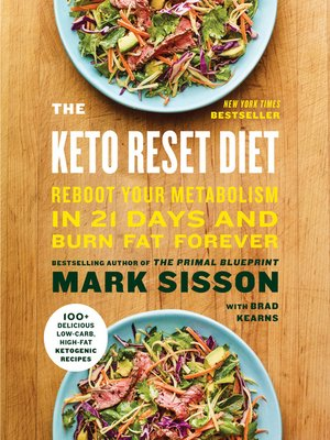 cover image of The Keto Reset Diet