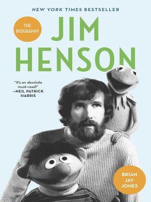 cover image of Jim Henson