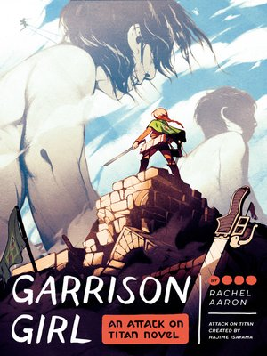 cover image of Garrison Girl