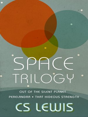 cover image of The Space Trilogy