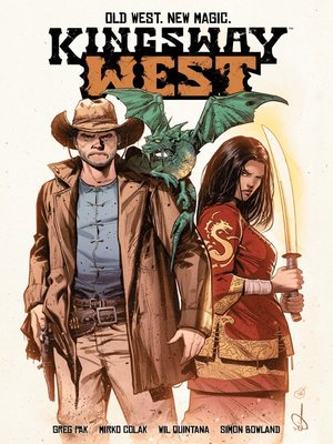 cover image of Kingsway West