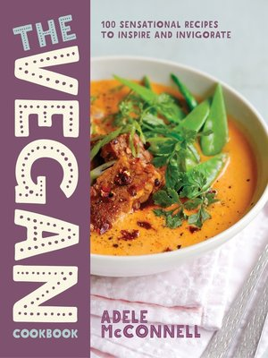 cover image of The Vegan Cookbook