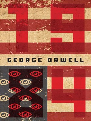 cover image of Nineteen Eighty-Four