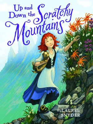 cover image of Up and Down the Scratchy Mountains