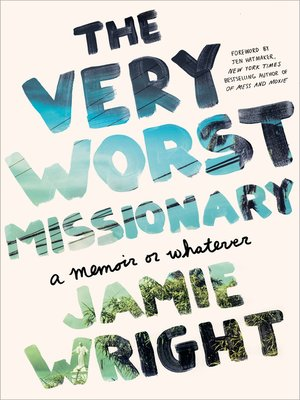 cover image of The Very Worst Missionary