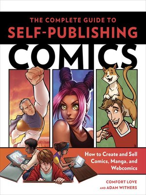 cover image of The Complete Guide to Self-Publishing Comics