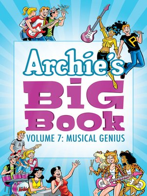cover image of Archie's Big Book Volume 7