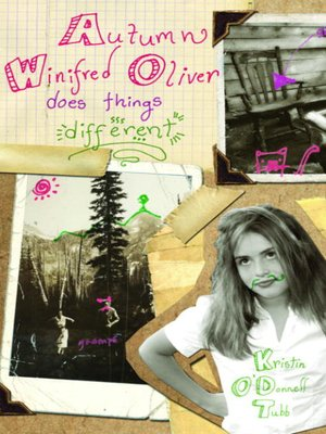 cover image of Autumn Winifred Oliver Does Things Different
