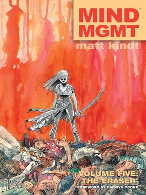 cover image of Mind MGMT (2012), Volume 5