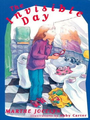 cover image of The Invisible Day
