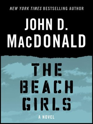 cover image of The Beach Girls