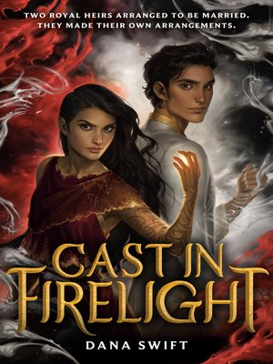 cover image of Cast in Firelight