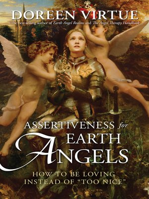 cover image of Assertiveness for Earth Angels