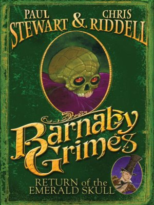 cover image of Return of the Emerald Skull
