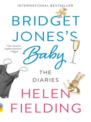 cover image of Bridget Jones's Baby