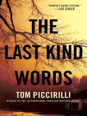 cover image of The Last Kind Words