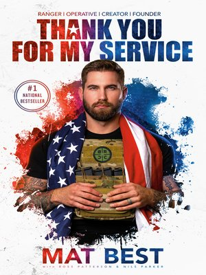 cover image of Thank You for My Service