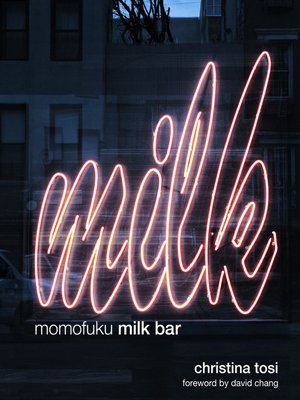 cover image of Momofuku Milk Bar