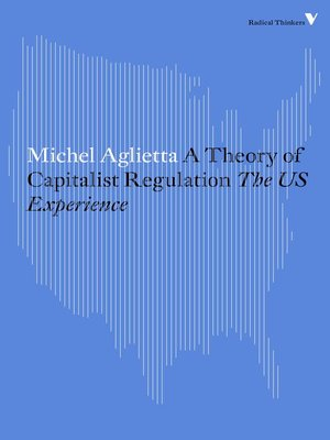 cover image of A Theory of Capitalist Regulation