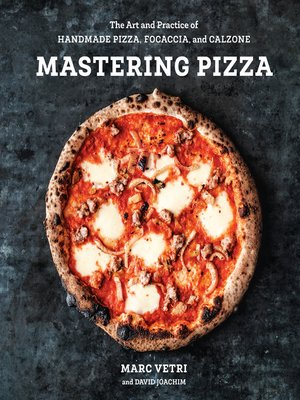 cover image of Mastering Pizza