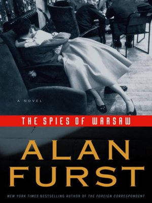 cover image of The Spies of Warsaw