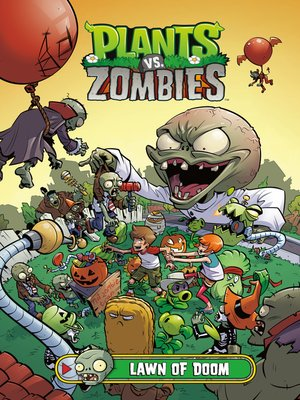 cover image of Plants vs. Zombies (2013), Volume 8