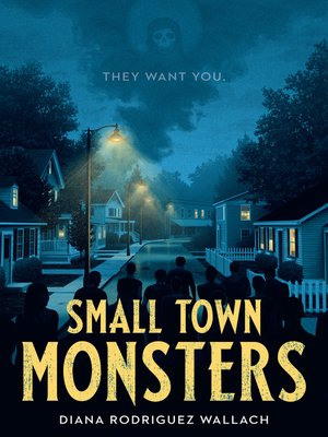 cover image of Small Town Monsters