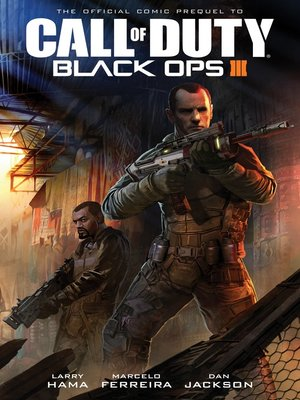 cover image of Call of Duty: Black Ops 3