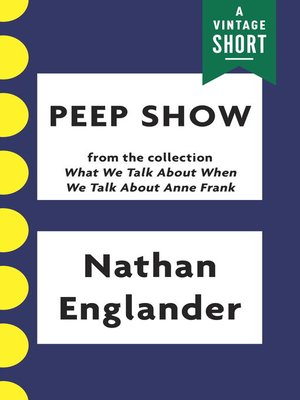 cover image of Peep Show