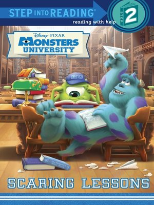 cover image of Scaring Lessons (Disney/Pixar Monsters University)