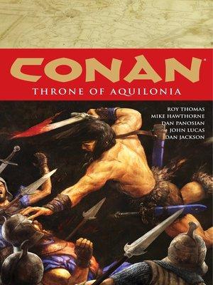 cover image of Conan, Volume 12