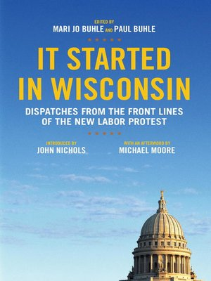 cover image of It Started in Wisconsin