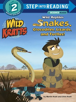 cover image of Wild Reptiles