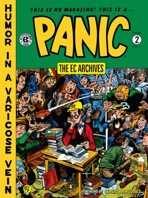 cover image of Panic (1954), Volume 2