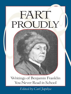 cover image of Fart Proudly
