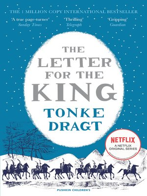 cover image of The Letter for the King