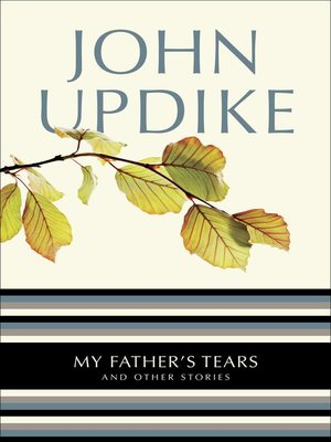 cover image of My Father's Tears