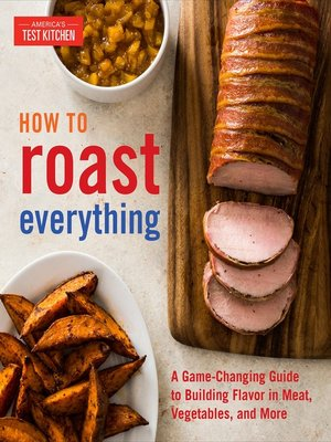 cover image of How to Roast Everything