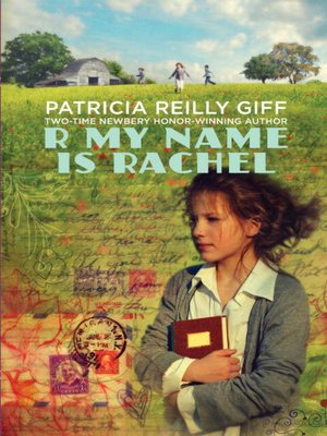 cover image of R My Name Is Rachel