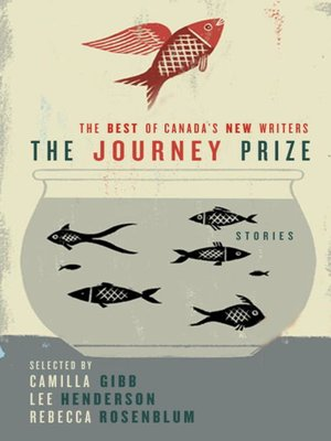 cover image of The Journey Prize Stories 21