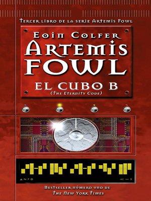 cover image of El cubo B