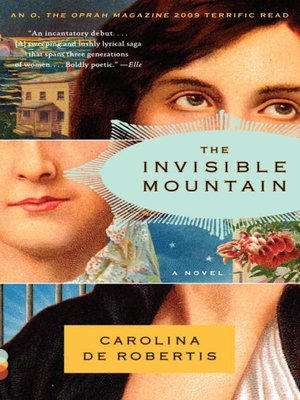 cover image of The Invisible Mountain