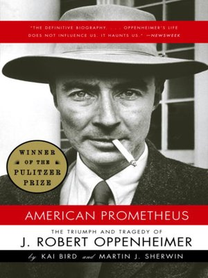 cover image of American Prometheus